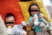 Lay con trai mãi không dậy, người mẹ phát hiện ra tội ác của cô trông trẻ nhờ mùi lạ trong bình sữa