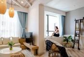 Căn hộ 72m² đẹp đẳng cấp như resort cao cấp của nữ chủ nhân độc thân cá tính ở TP. HCM