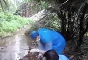 Án mạng người đàn bà dưới mương nước và tiếng kêu cứu lúc nửa đêm