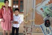 Hà Tĩnh: Nhặt được của rơi và tiền trị giá 20 triệu đồng, học sinh lớp 3 tìm người trả lại