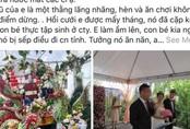 Cô dâu biến mất với 10 cây vàng và cả nắm phong bì ngay sau đám cưới, chú rể không dám làm căng vì lý do khó nói