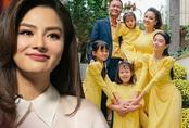 Vũ Thu Phương: Lấy chồng đại gia Campuchia, nuôi 2 con riêng, có mâu thuẫn là mời mẹ chồng - em chồng ra nói chuyện
