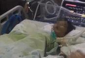 Bé gái liệt hai chân vì chơi nhún trên bạt lò xo
