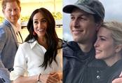 Ái nữ Tổng thống Trump, Công nương Anh Meghan Markle: 2 người phụ nữ xinh đẹp, quyền lực cùng tuổi được chồng yêu thương