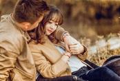 Vỡ òa nhận tin nhắn của chồng sau vấp ngã