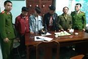 52 người đốt pháo trong đêm giao thừa bị bắt giữ