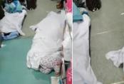 Thi thể bị bỏ ở hành lang, bệnh viện Vũ Hán như 'ngày tận thế'