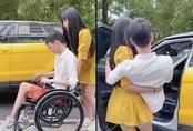 Ly hôn một mình nuôi con, anh xe lăn đơn thân được hotgirl bế lên ôtô 3 tỷ mỗi ngày