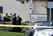 7 người bị bắn trong một lễ tang tại Mỹ
