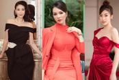 Vẻ đẹp quyến rũ, quyền lực của bộ ba giám khảo xinh đẹp HHVN 2020