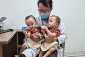 Trúc Nhi, Diệu Nhi bất ngờ xuất hiện tại bệnh viện
