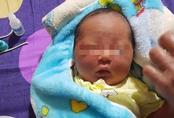 Hà Tĩnh: Phát hiện bé gái sơ sinh trong chiếc chăn nhung bị bỏ rơi ngoài đồng lúc rạng sáng