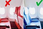 Không phải tự nhiên mà ghế máy bay thường có màu xanh, lý do liên quan đến cả sức khỏe của hành khách