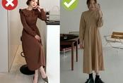 4 kiểu trang phục mùa lạnh dễ cộng cho nàng công sở 5 – 7 tuổi, không muốn trông già xọm thì tránh ngay lập tức