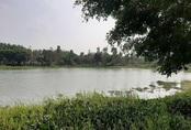 Bơi xuống hồ sau chầu nhậu, 2 người mất tích
