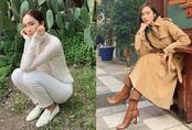 Kỹ năng chọn giày của Jessica khiến ai nấy đều bái phục: Cao có met 6 mà nhìn không thua gì met 7