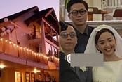 Không gian đám cưới đẹp như mộng tại biệt thự ở Đà Lạt của Tóc Tiên