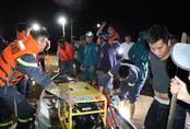 Lật ghe ở Quảng Nam làm 6 người mất tích