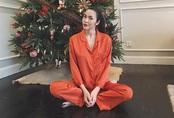 Diện pyjama như sao Việt