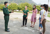 Lào Cai truy tìm nam thanh niên bỏ trốn khỏi khu cách ly COVID-19