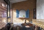 Ngôi nhà 78 m2 thiết kế hiện đại nhưng vẫn đượm hồn quê