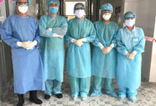 Kịp thời giữ con cho người phụ nữ Hà Nội về từ vùng dịch COVID-19
