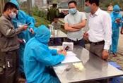 Lào Cai cách ly, theo dõi y tế 14 ngày đối với người về từ Hà Nội
