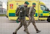 London mở cửa bệnh viện dã chiến lớn nhất thế giới chỉ sau 9 ngày