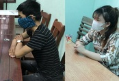 Gặp chốt kiểm tra COVID-19, đôi nam nữ lộ ra dương tính ma túy