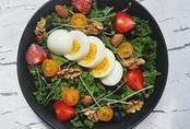 7 công thức salad hạn chế béo bụng