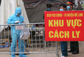 Cách ly, xét nghiệm 28 y bác sĩ BV Thận Hà Nội liên quan đến BN254 ở Mê Linh vừa công bố