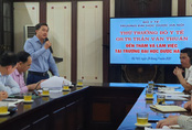 Thứ trưởng Trần Văn Thuấn: ĐH Dược Hà Nội cần tích cực nâng cao chất lượng đào tạo nhân lực dược