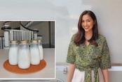 2 món sữa hạt khiến Tăng Thanh Hà thích mê