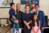 Ca sĩ Hồng Ngọc kỉ niệm 11 năm ngày cưới bên chồng sau sự cố bỏng nặng