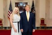 Con gái út ông Trump là người duy nhất của gia đình Tổng thống Mỹ lên tiếng sau vụ người đàn ông da màu bị cảnh sát ghì chết