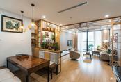 Ngắm căn hộ 120m² phong cách Nhật Bản đẹp đến từng chi tiết với tổng giá trị thi công nội thất 550 triệu