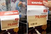 """Mánh khóe giảm giá của siêu thị, cửa hàng khiến khách hàng """"giận tím người"""""""