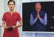 """Vừa lên sóng, nữ MC mới của """"Chuyển động 24h"""" đã gây sốt vì thần sắc hơn người lại còn quá duyên dáng"""