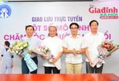 """Đang giao lưu trực tuyến """"Một số mô hình chăm sóc người cao tuổi phù hợp ở Việt Nam"""""""