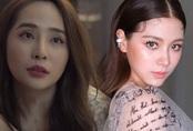 """Hàng mi chân nhện """"dìm"""" nhan sắc Quỳnh Nga nhưng qua tay nữ thần Thái Lan lại đẹp ngút ngàn"""