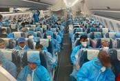 THÔNG BÁO KHẨN SỐ 25: Khẩn cấp tìm hành khách trên 2 chuyến bay có người mắc COVID-19
