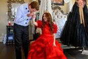 Lấy tỷ phú Mỹ, người phụ nữ Việt ở cung điện 800 tỷ, kỷ niệm ngày cưới như cổ tích