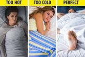 """Tại sao đắp chăn đi ngủ mà chúng ta cứ phải thò chân ra ngoài mới chịu được: Thắc mắc có vẻ """"ngẩn ngơ"""" nhưng hóa ra đều có nguyên do cả"""