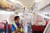 7 chuyến bay đưa hành khách mắc kẹt từ tâm dịch Đà Nẵng về Hà Nội và TP.HCM