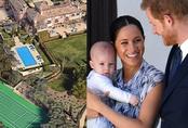 Biệt thự mới ở Mỹ của Meghan Markle và Hoàng tử Harry khiến mọi người choáng ngợp như thế nào?