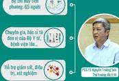 [Infographic] - Bộ Y tế tiếp tục tăng cường chi viện cho miền Trung