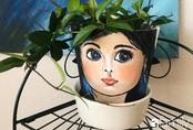 Cuộc sống bình yên của bà mẹ Việt ở Mỹ với hai đam mê vẽ tranh và làm vườn