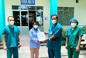 Thêm 10 ca COVID-19 được công bố khỏi bệnh tại tâm dịch Đà Nẵng