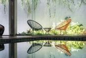 Ngất ngây ngôi biệt thự vườn phóng khoáng, hiện đại ở ngoại thành Hà Nội