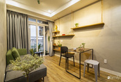 Cô nàng 9X tự lên kế hoạch hoàn thiện căn hộ 50m² với chi phí 65 triệu đồng ở Sài Gòn
